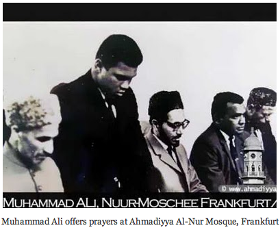 a discussion on the nature of muhammad ali an american boxer Legendary boxer muhammad ali died of natural causes on friday in phoenix,  arizona he was 74.