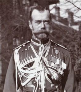 Nicholas II, Tzar of Russia 1868-1918