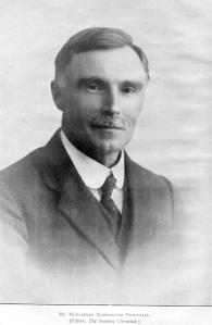 Marmaduke Pickthall, 1875 - 1936