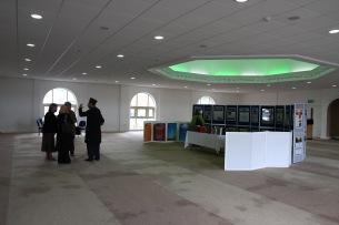 Open day at Al-Mahdi Mosque, Bradford